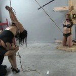 Asiana Starr and MILF Gigi in a Bondage Predicament - 1080p