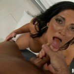 41 year old MILF cam model new to porn - E114